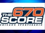 March 29 with WSCR 670 the Score – Chicago