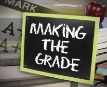Making the Grade (Part 1)